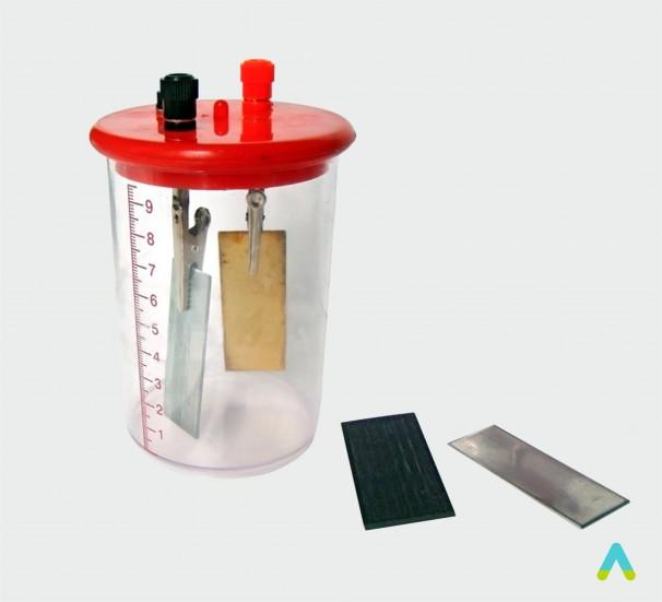 Комплект з електролізу демонстраційний - фото