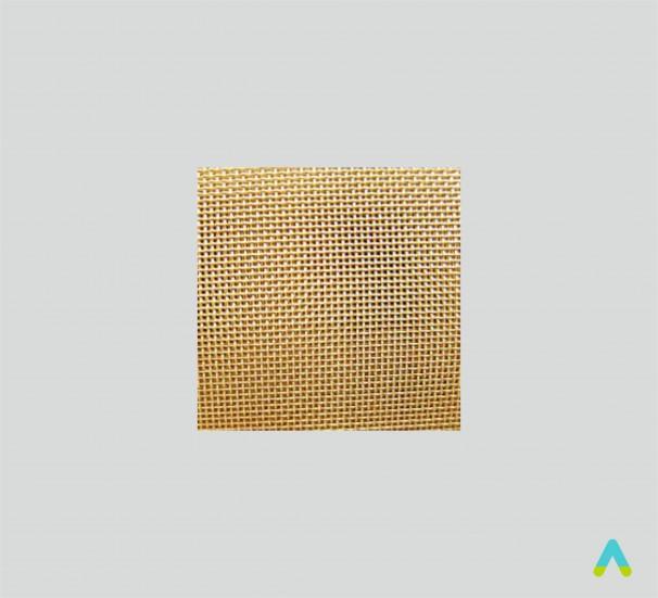 Сітка латунна розпилювальна (80х80мм.) - фото
