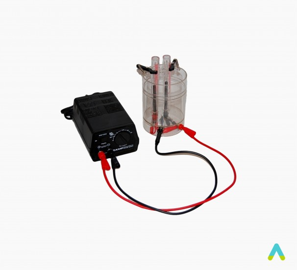 Набір з електролізу демонстраційний - фото