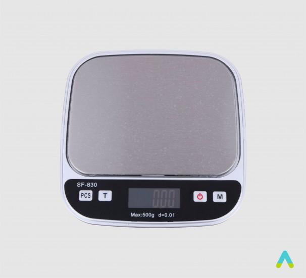 Цифрові ваги 500г/0.01г - фото