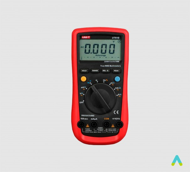 Цифровий вимірювальний прилад (мультиметр) - фото