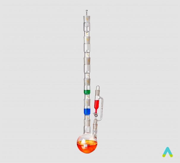 Апарат для проведення хімічних реакцій АПХР - фото