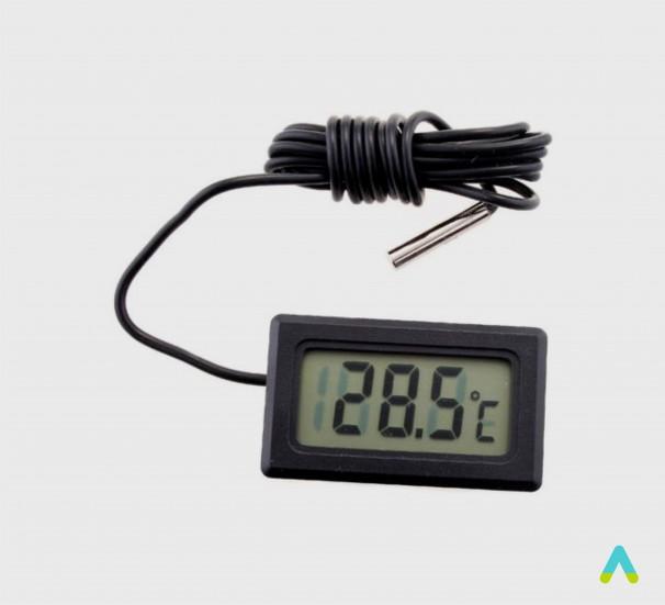 Термометр електронний - фото
