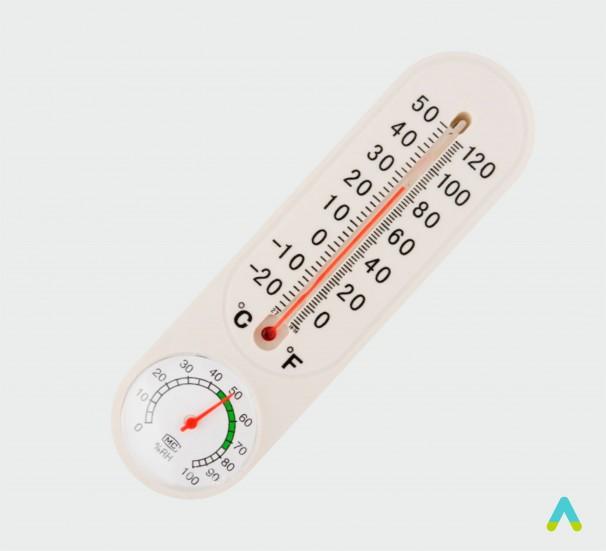 Термометр рідинний кімнатний (-20..+50°С) - фото