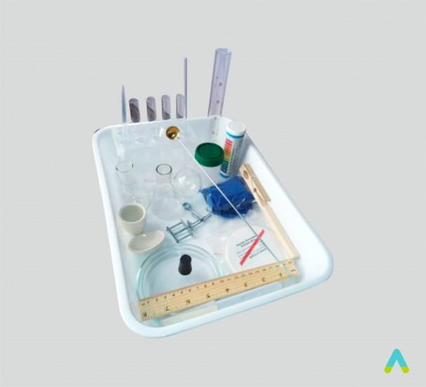Набір шкільний лабораторний для кабінету біології НШБЛ - фото