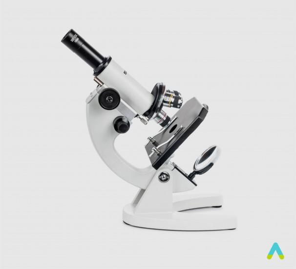 Мікроскоп учнівський - фото