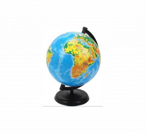 Глобус фізичний, 260мм - фото