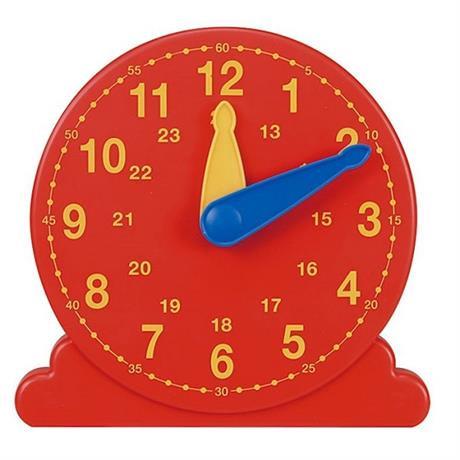 Годинниковий циферблат(роздатковий) - фото
